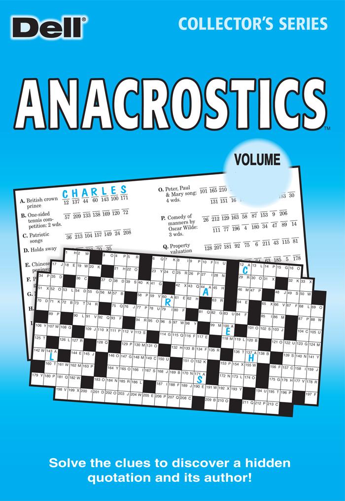 Dell Anacrostics