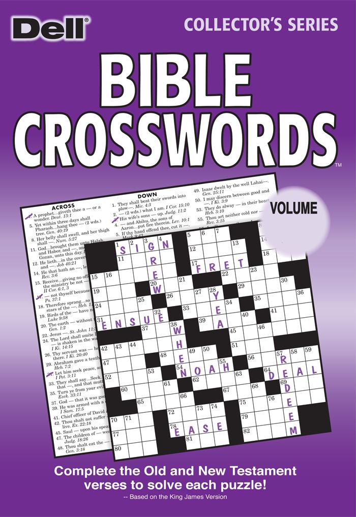 Dell Bible Crosswords