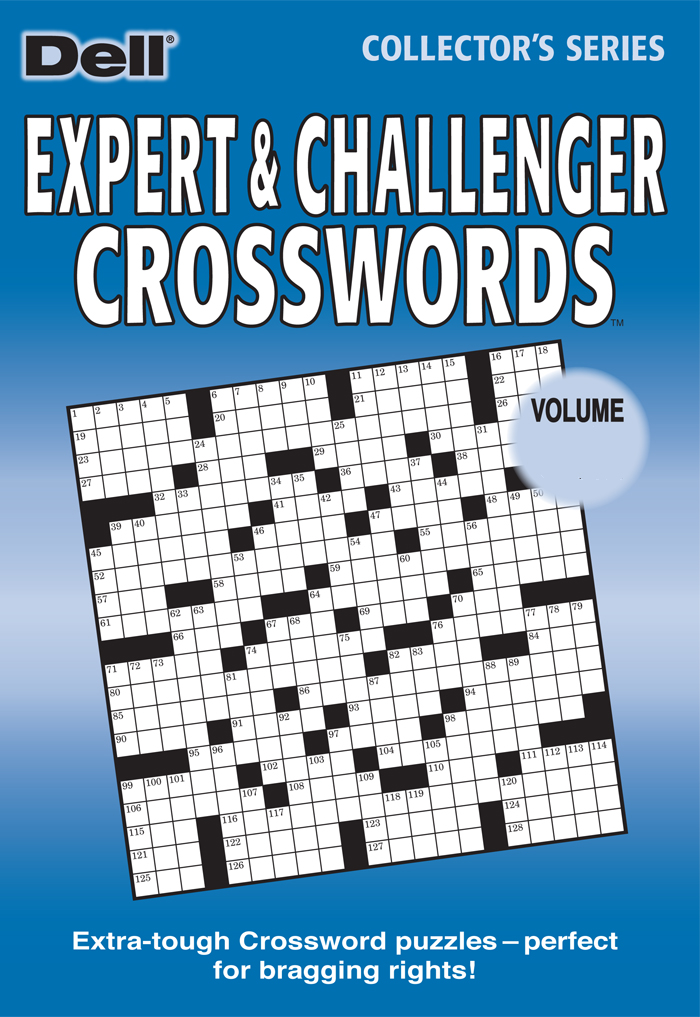 Dell Expert & Challenger Crosswords