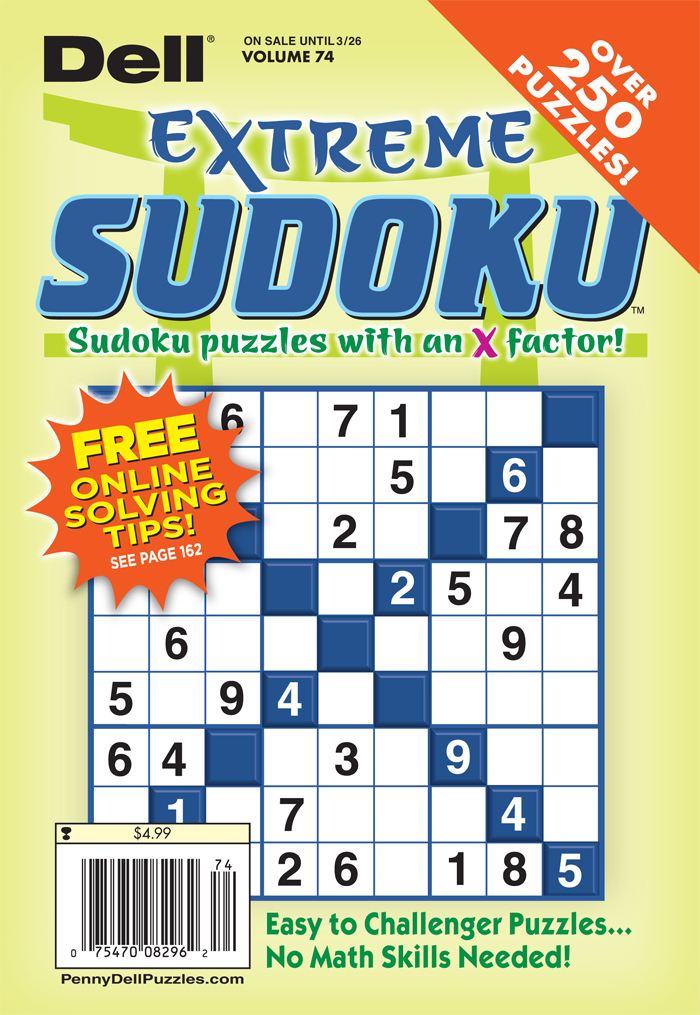 Dell Extreme Sudoku