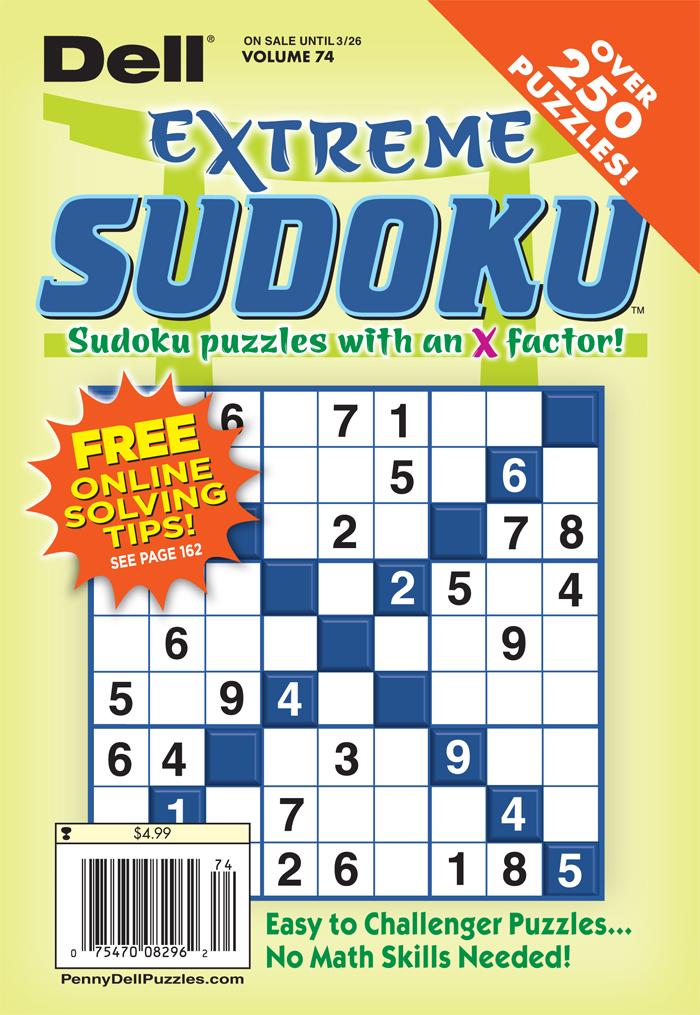 Dell Extreme Sudoku
