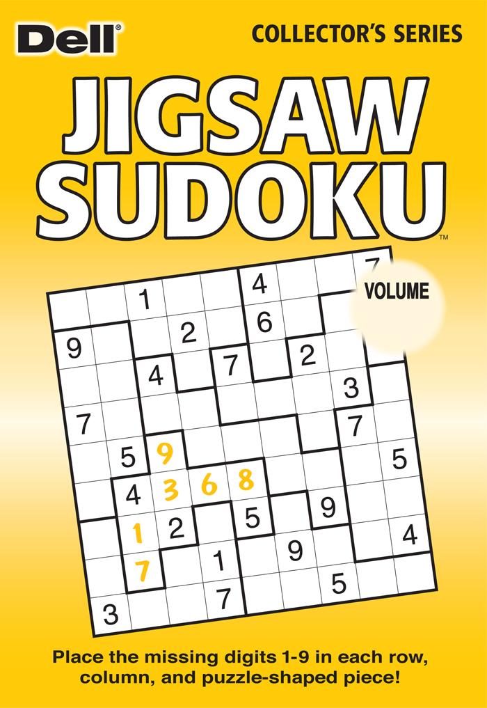 Dell Jigsaw Sudoku