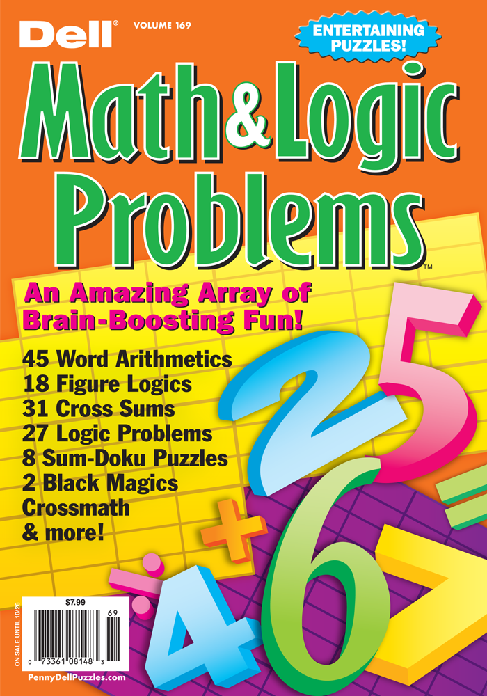 Dell Math & Logic Problems