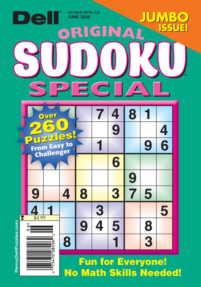 Dell Original Sudoku Special