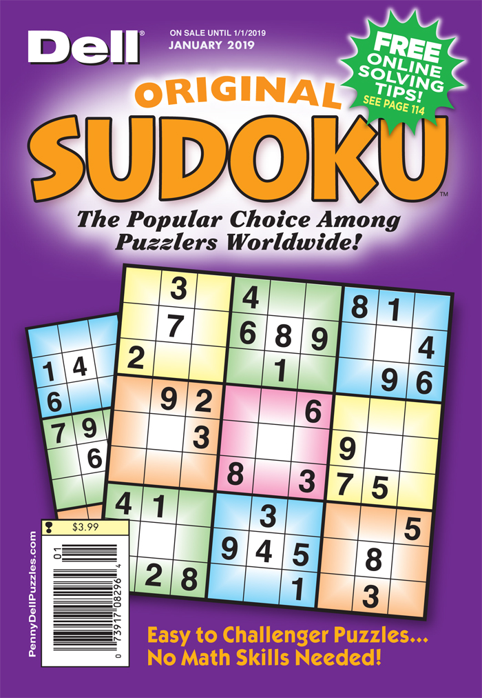 Dell Original Sudoku
