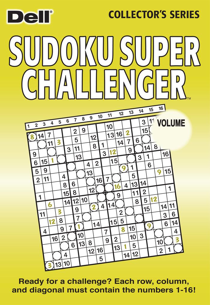 Dell Sudoku Super Challenger