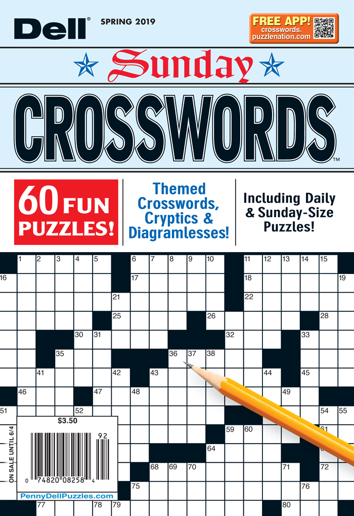 Dell Sunday Crosswords