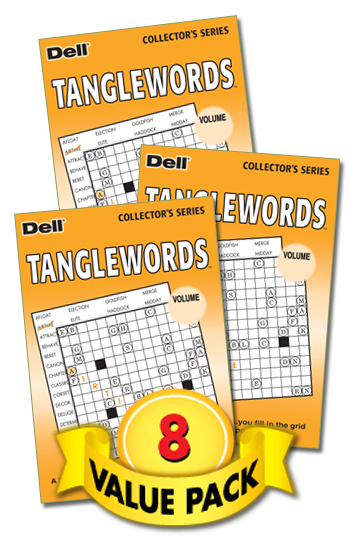 Tanglewords Value Pack-8