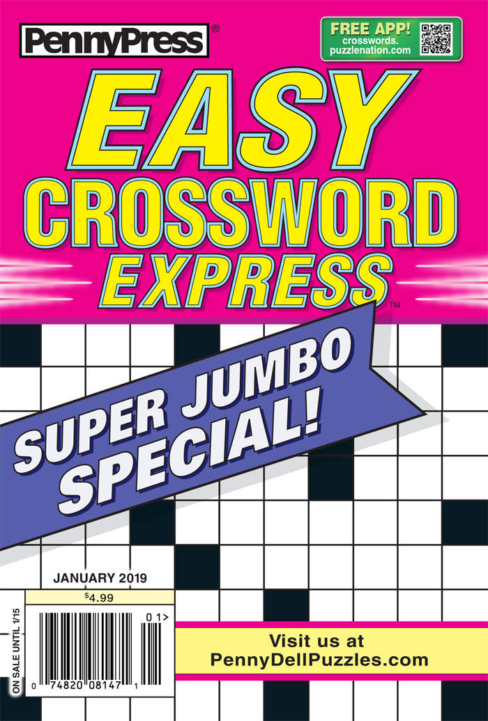 Easy Crossword Express