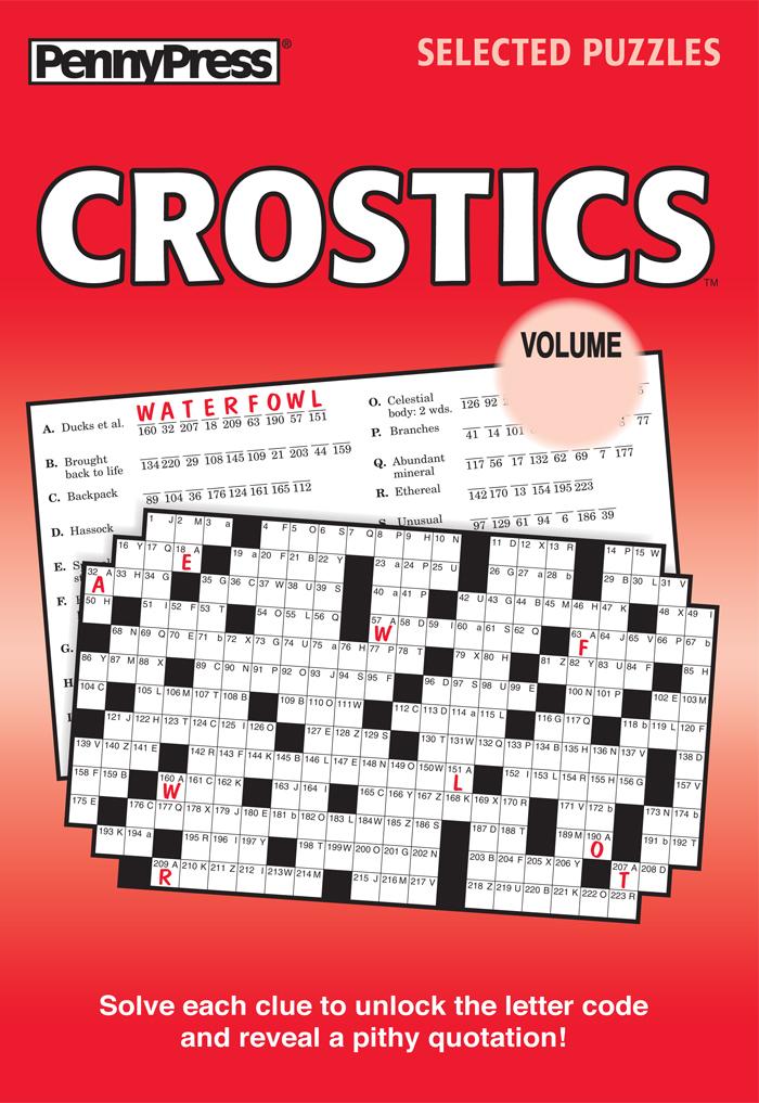 Crostics