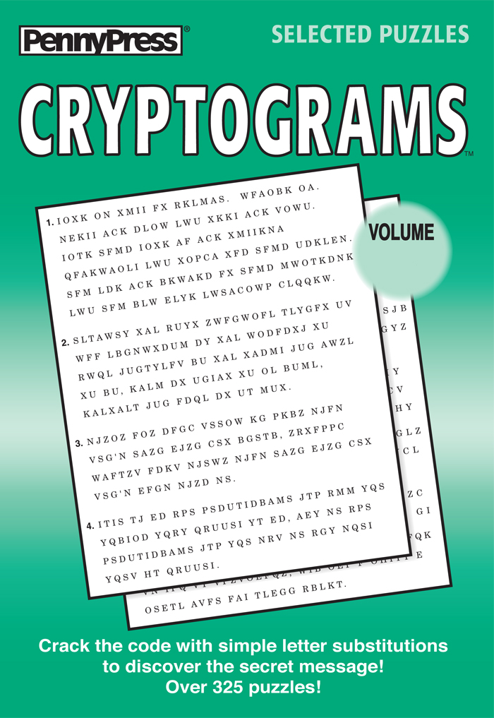 Cryptograms (Penny)