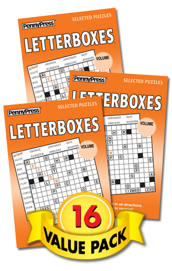 Letterboxes Value Pack-16