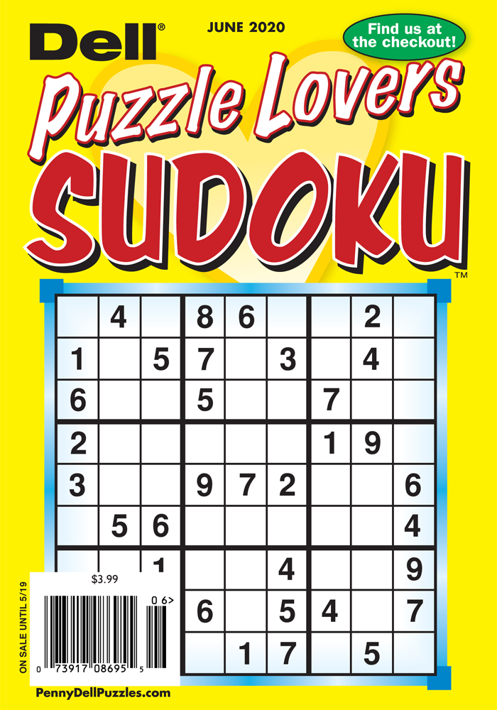 Puzzle Lovers Sudoku