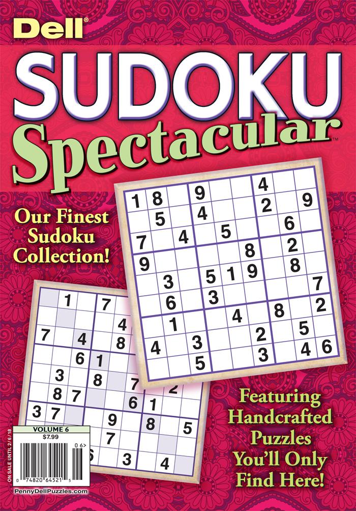 Sudoku Spectacular