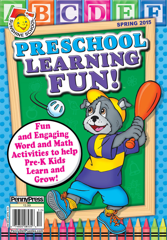 Sunshine School Preschool Learning Fun