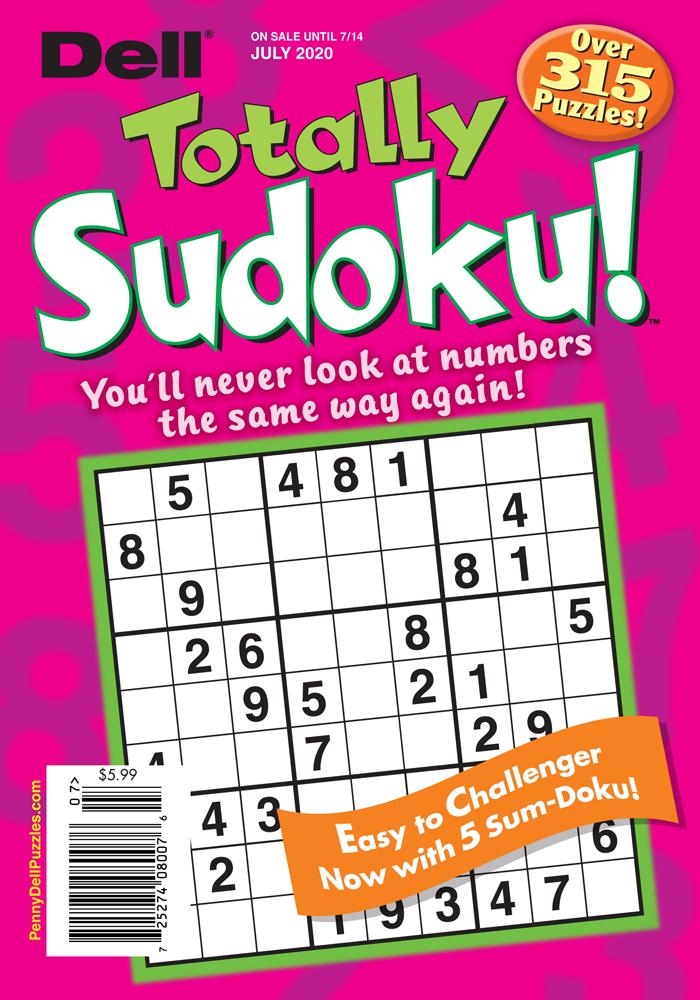 Totally Sudoku!