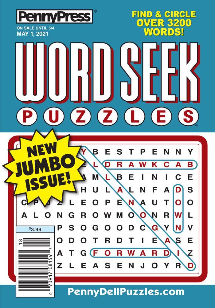 Word Seek Puzzles