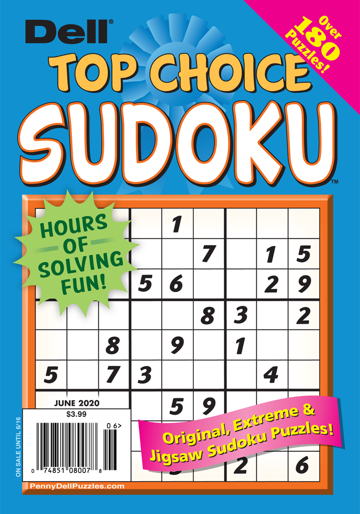 Top Choice Sudoku