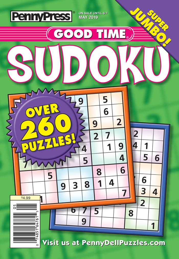 Good Time Sudoku