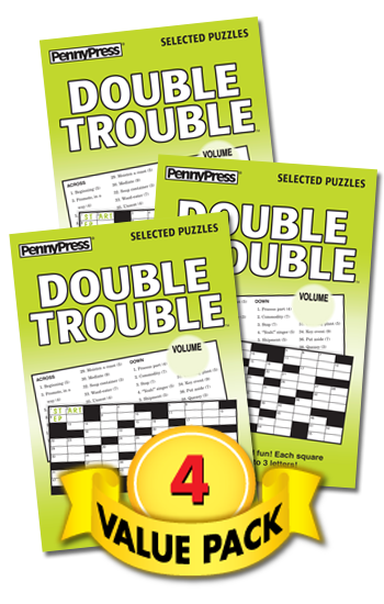 Double Trouble Value Pack-4